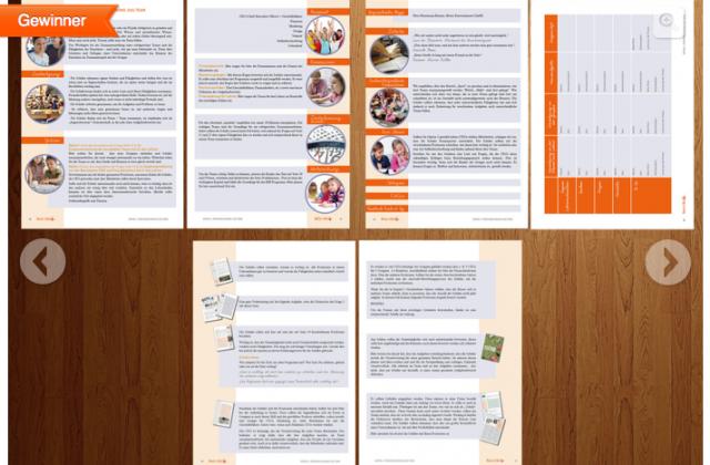 Masterlayout Lehrerhandbuch